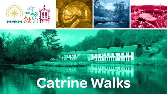 Catrine Walks – community built heritage walk 'app'