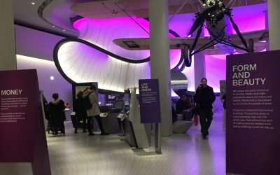 Review: Maths Gallery at the Science Museum