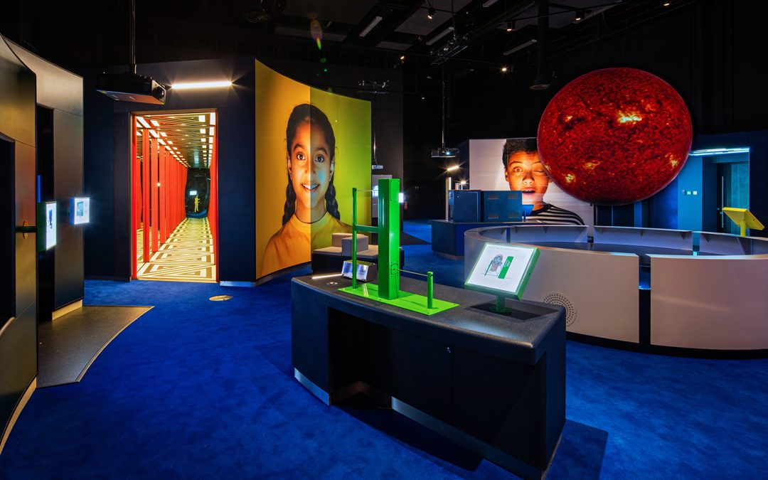Interactive exhibits: innovate or evolve?