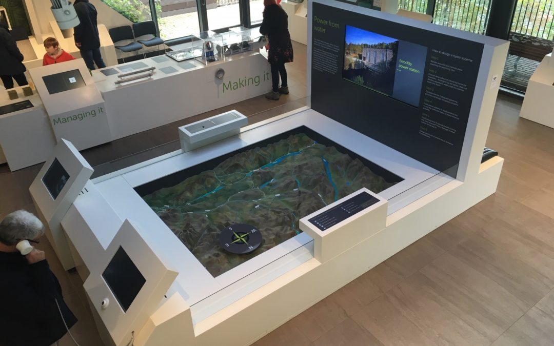 Review: Pitlochry Dam Visitor Centre